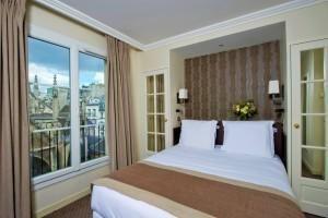 Hotel Henri IV - Chambre