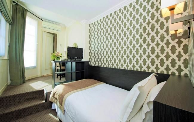 Hotel Henri IV - Single Room