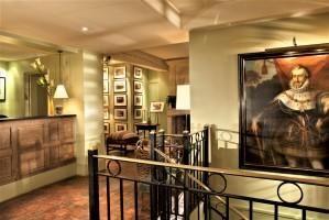 Hôtel Henri IV – Lobby