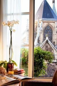 Hôtel Henri IV – Views