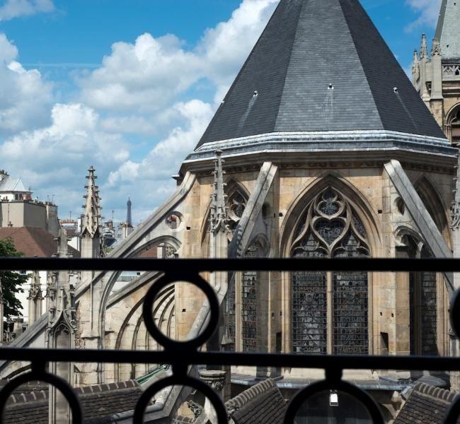 Hotel Henri IV - Views