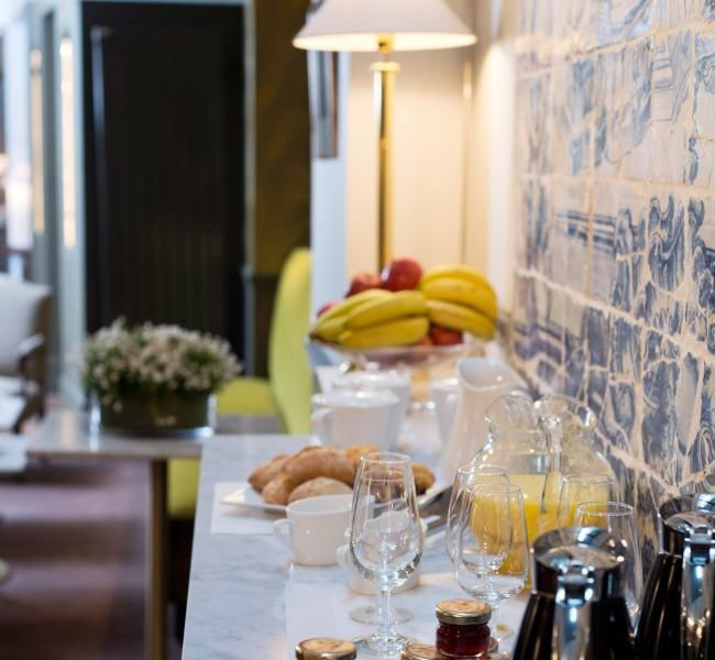 Hotel Henri IV - Vues