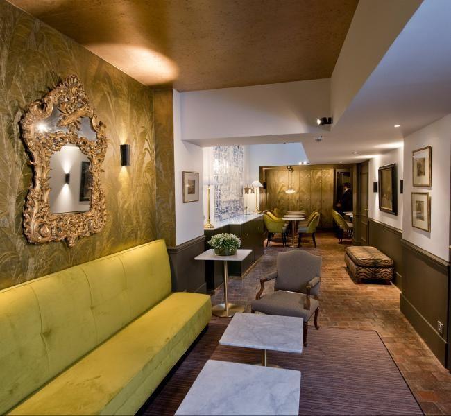 Hotel Henri IV - Lobby
