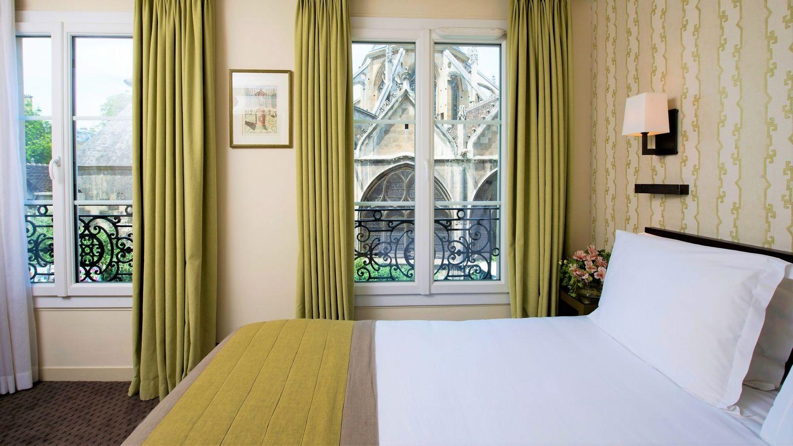 Hotel Henri IV - Room